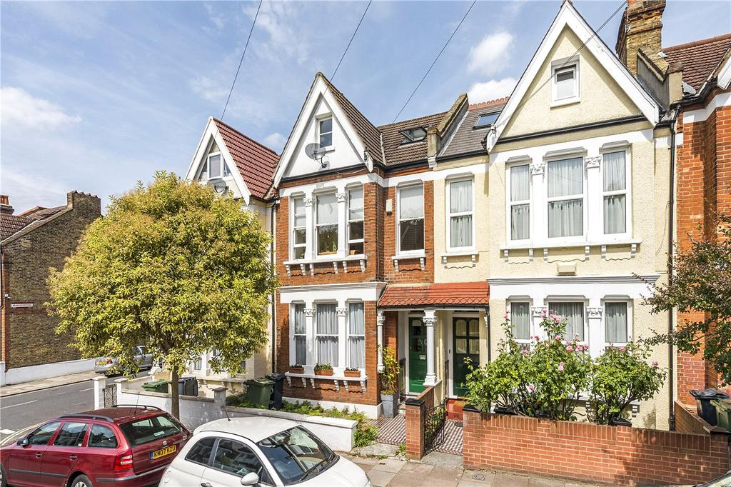 5 Bedrooms Terraced House for sale in Norfolk House Road, London, SW16