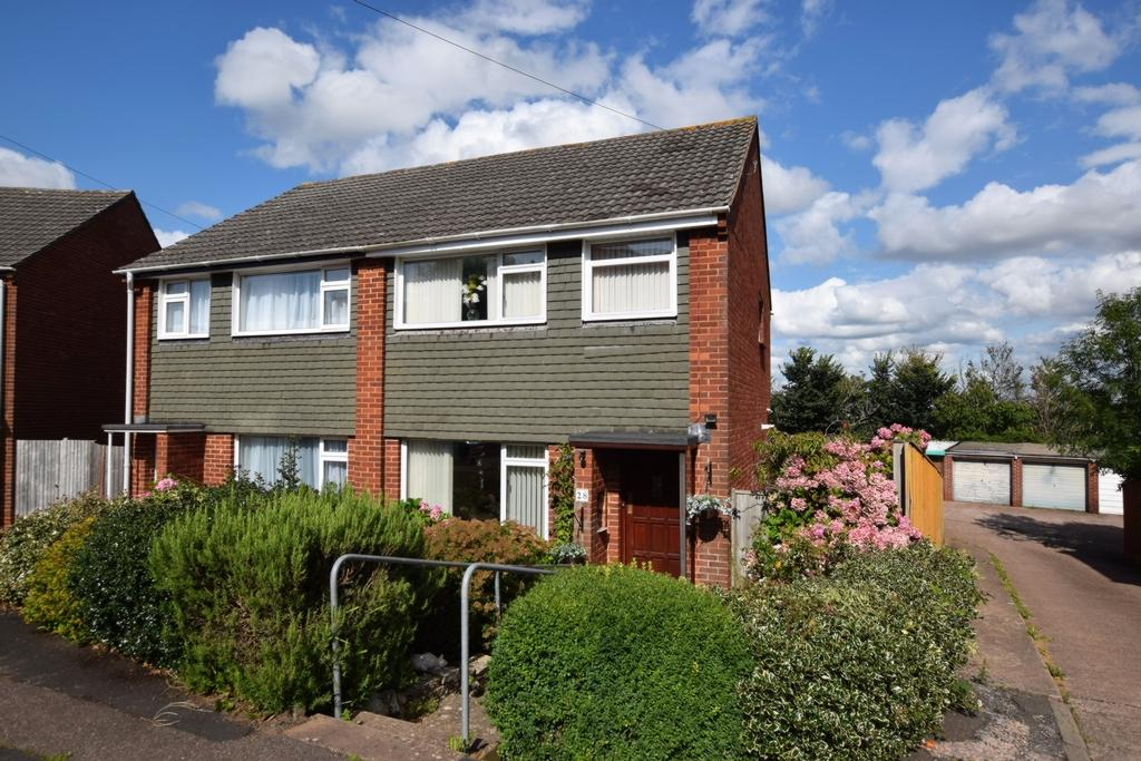 3 Bedrooms House for sale in Addison Close, Redhills, EX4