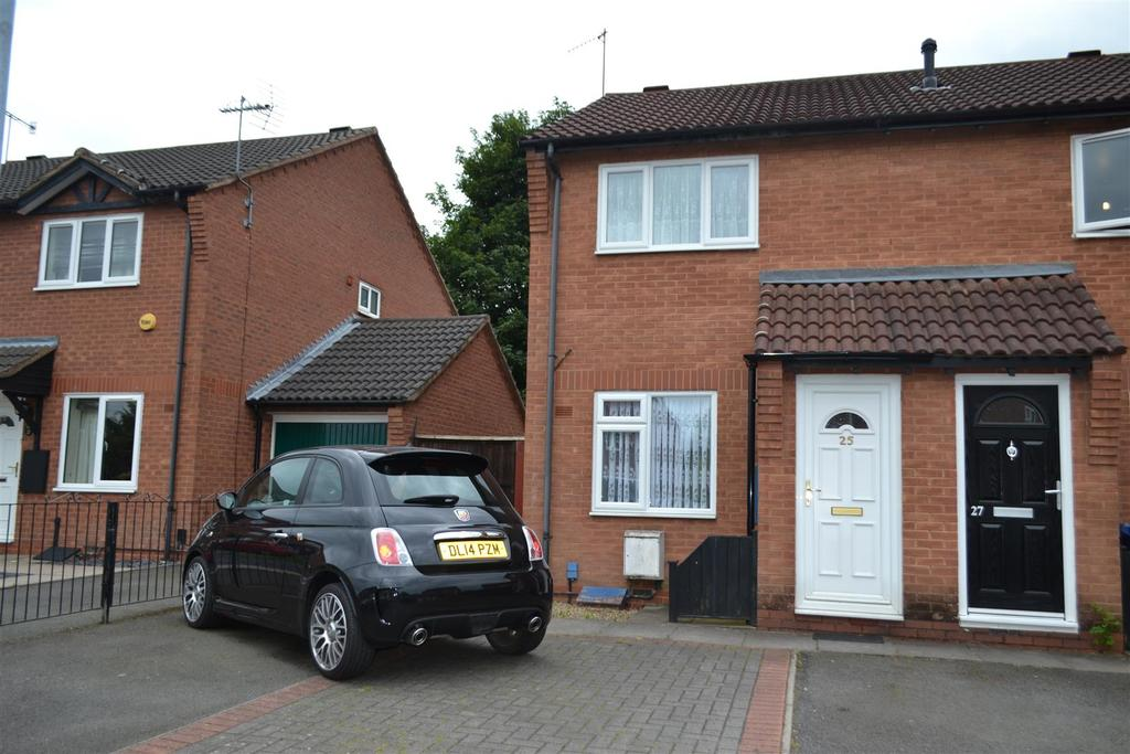 2 Bedrooms House for sale in Hagley Park Gardens, Rugeley