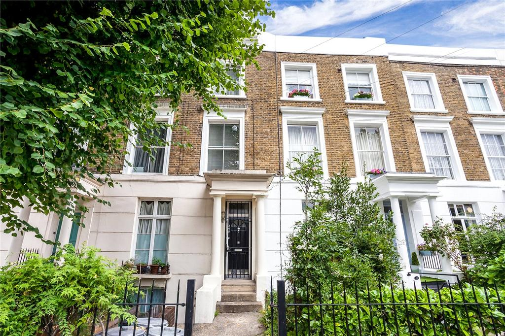 2 Bedrooms Maisonette Flat for sale in Halliford Street, Islington, London, N1