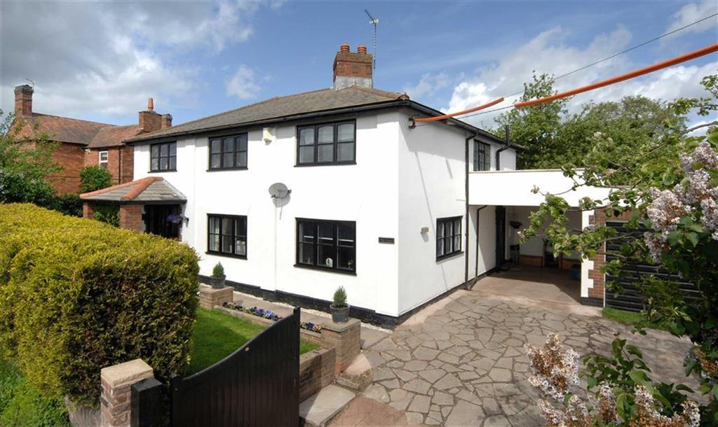 3 Bedrooms Detached House for sale in The Slades, Lapley Road, Wheaton Aston, Stafford, South Staffordshire, ST19