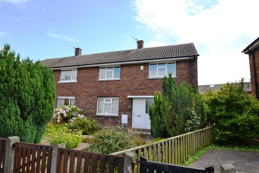 3 Bedrooms Semi Detached House for sale in Central Drive, Middlestone Moor