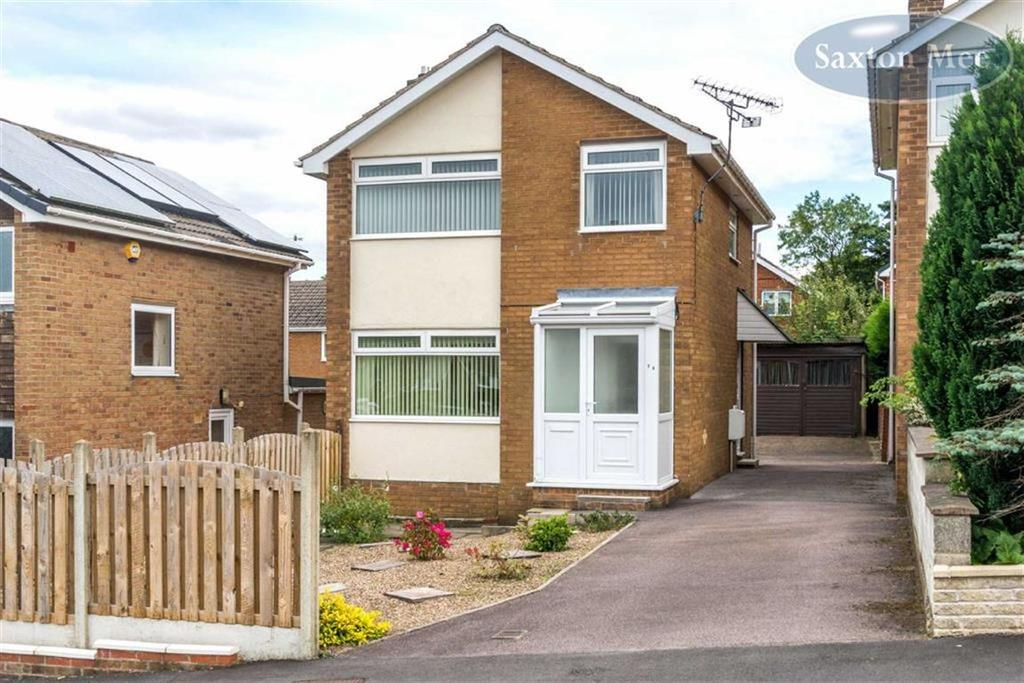 3 Bedrooms Detached House for sale in St Mary Crescent, Deepcar, Sheffield, S36
