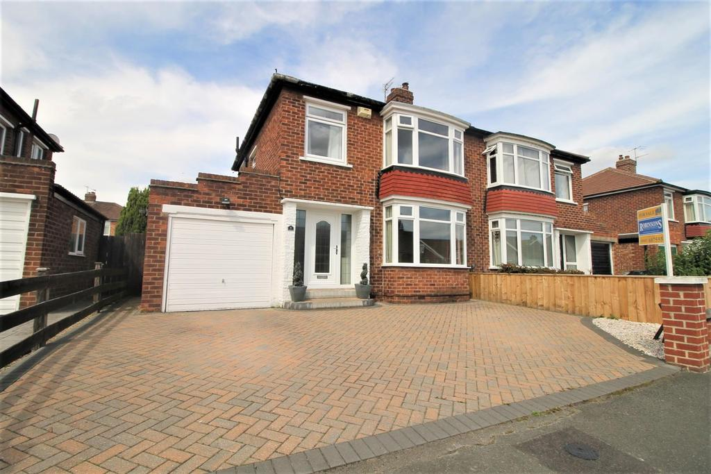 3 Bedrooms Semi Detached House for sale in Arden Grove, Stockton-On-Tees