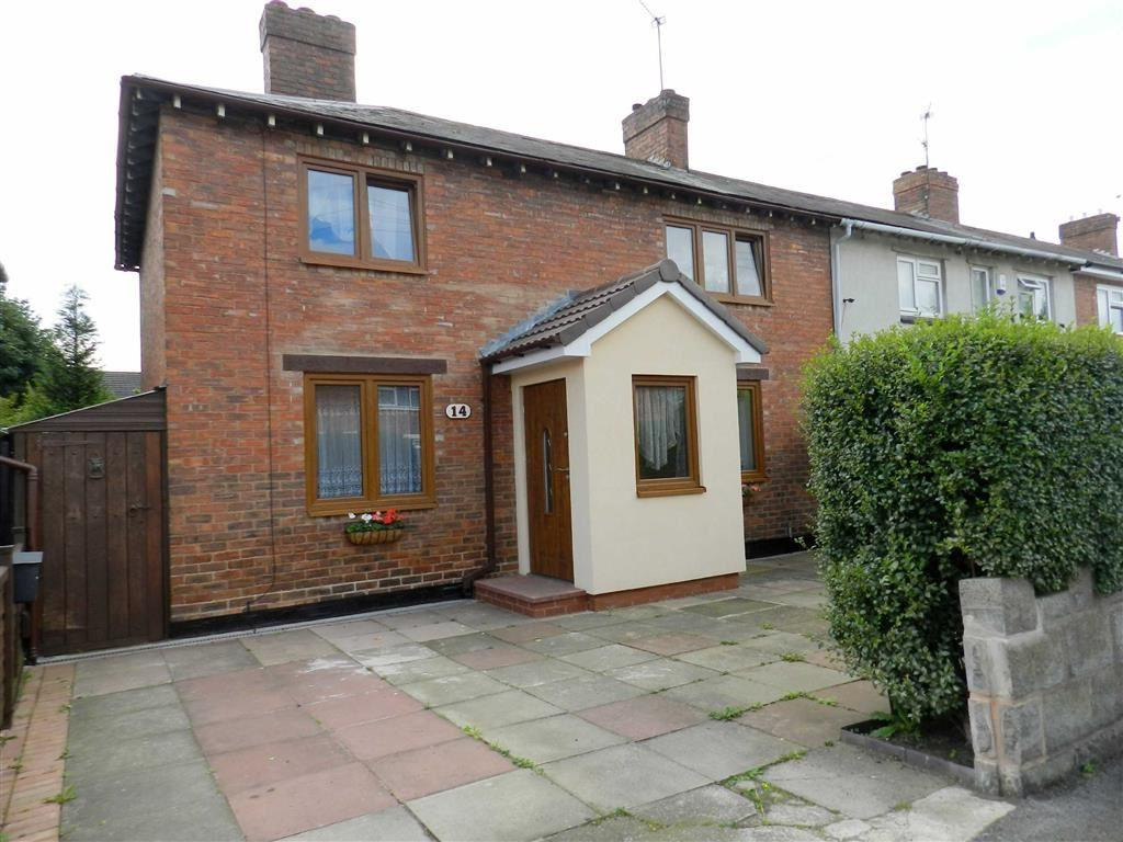3 Bedrooms End Of Terrace House for sale in St Clements Avenue, Walsall