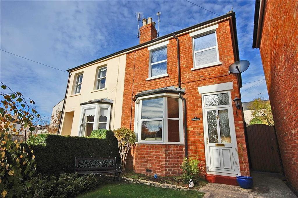 2 Bedrooms Semi Detached House for sale in Ryeworth Road, Charlton Kings, Cheltenham, GL52