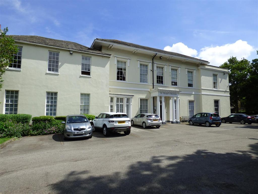 2 Bedrooms Flat for sale in St Marys Manor, North Bar Within, BEVERLEY, HU17 8DE
