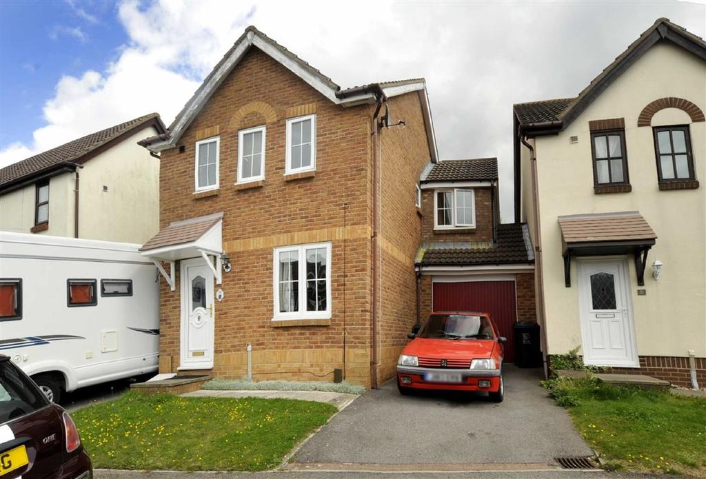 3 Bedrooms Detached House for rent in Brackenbury Close, Portslade