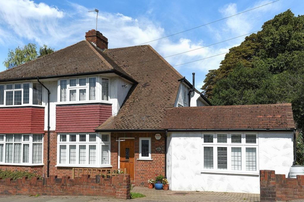 3 Bedrooms Semi Detached House for sale in Beaconsfield Road, Bromley