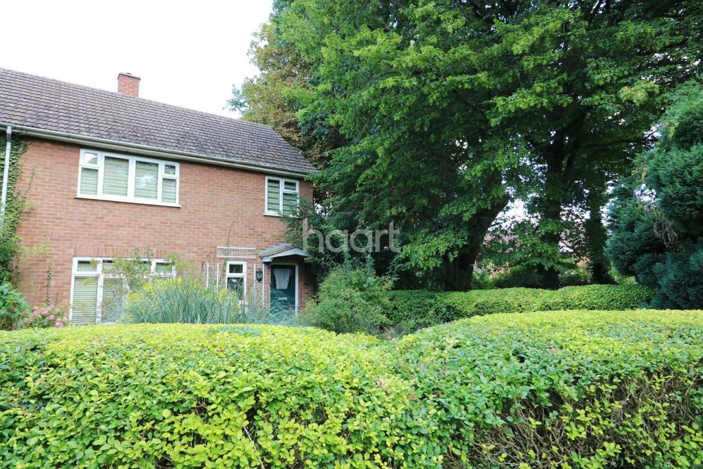 3 Bedrooms End Of Terrace House for sale in The Spinney, Goldington