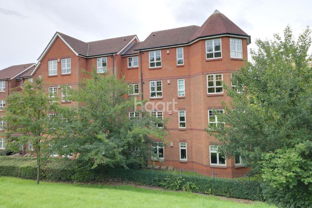 2 Bedrooms Flat for sale in Sheridan Way, Sherwood
