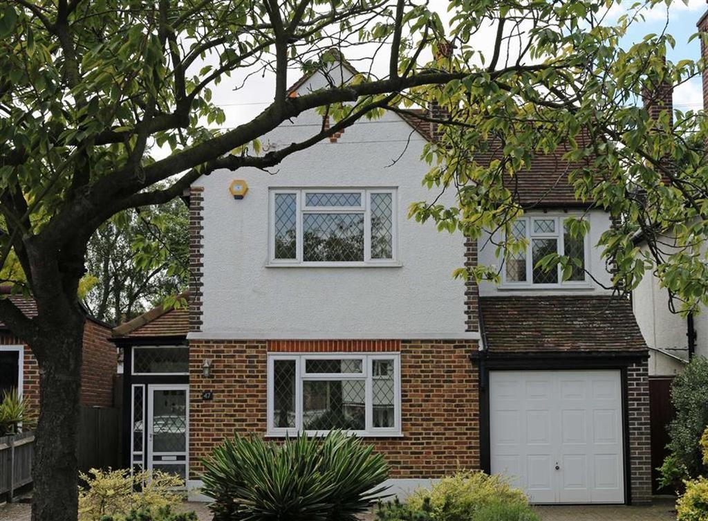 3 Bedrooms Detached House for sale in Petts Wood Road, Petts Wood East