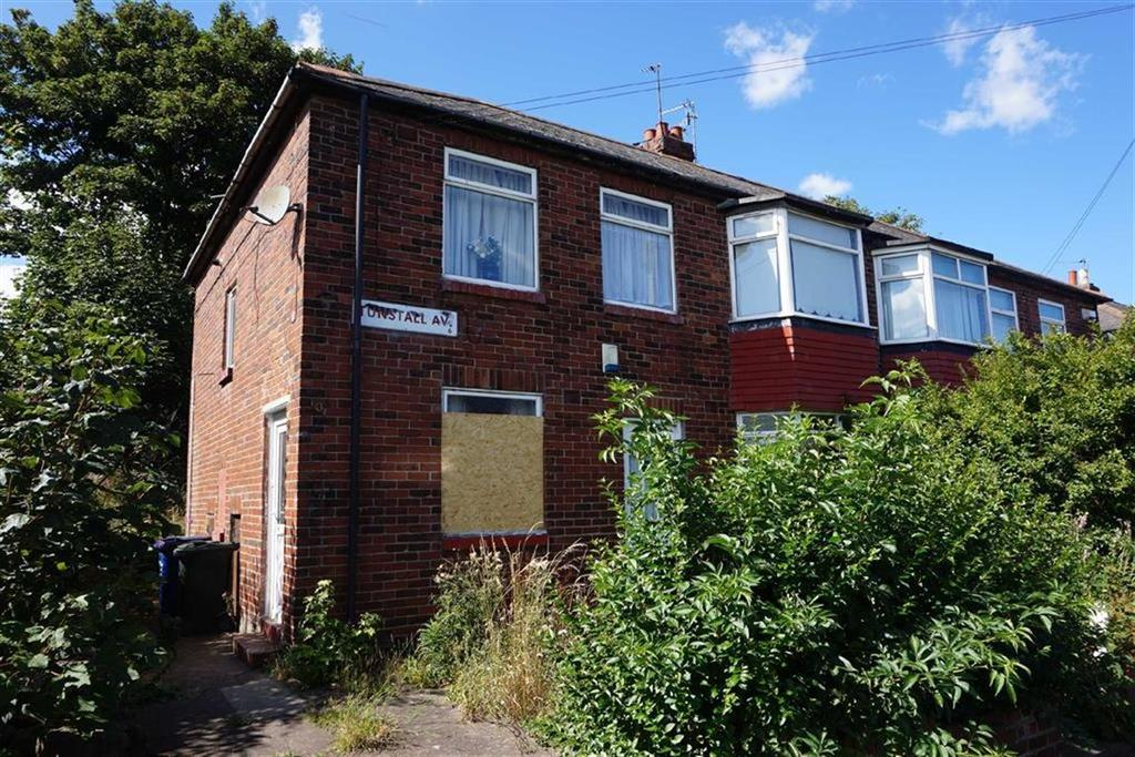 2 Bedrooms Apartment Flat for sale in Tunstall Avenue, Byker, Newcastle Upon Tyne, NE6