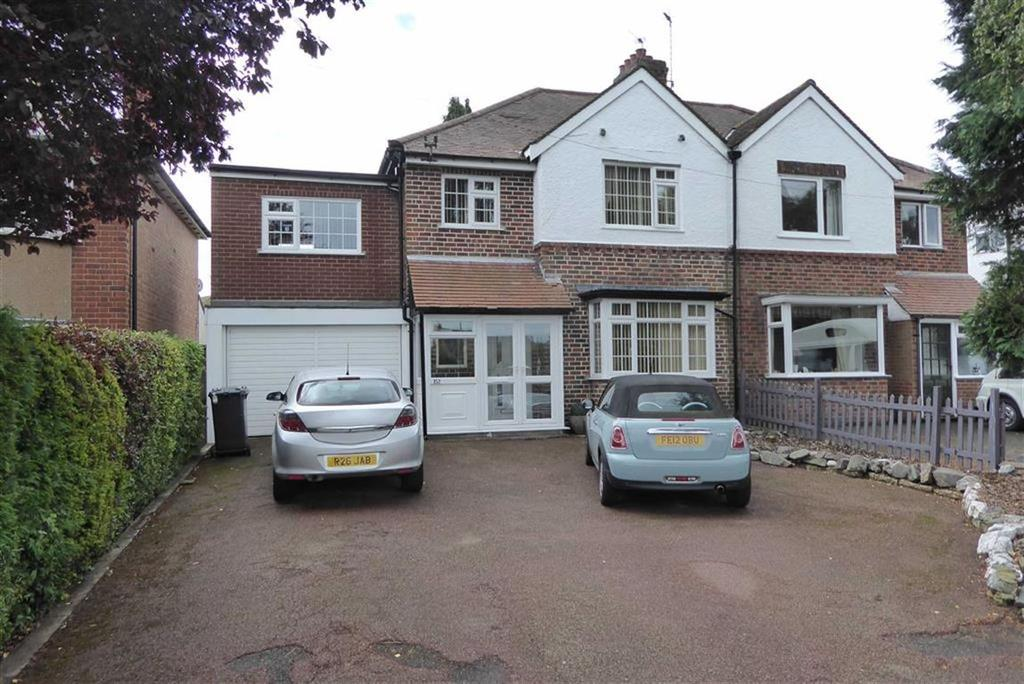 4 Bedrooms Semi Detached House for sale in Leicester Road, Groby