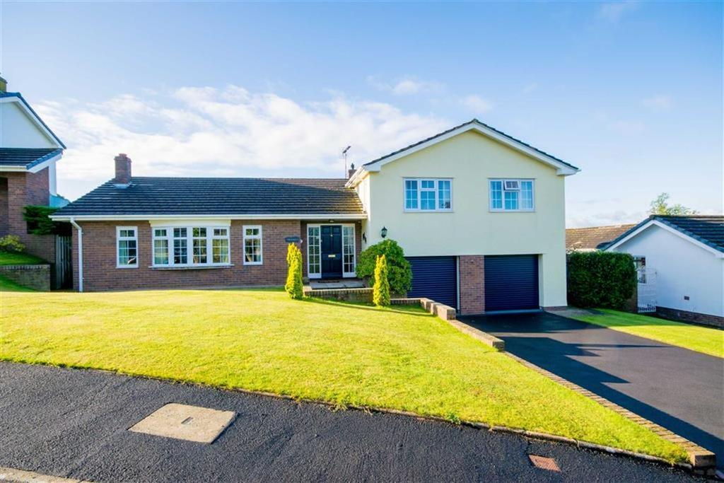 4 Bedrooms Detached House for sale in Tan Y Bryn, Llanbedr Dyffryn Clwyd, Ruthin
