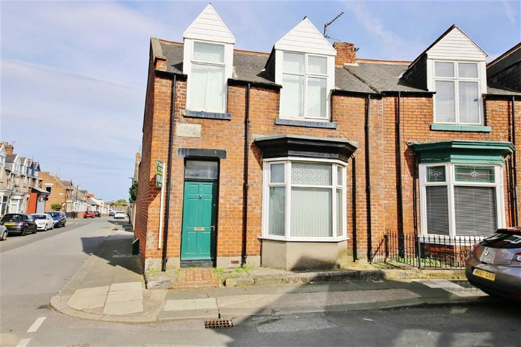 4 Bedrooms Terraced House for sale in Sydenham Terrace, High barnes, Sunderland, SR4