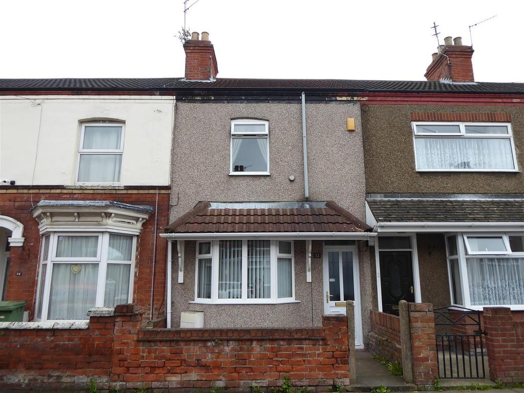 2 Bedrooms Terraced House for sale in Columbia Road, Grimsby