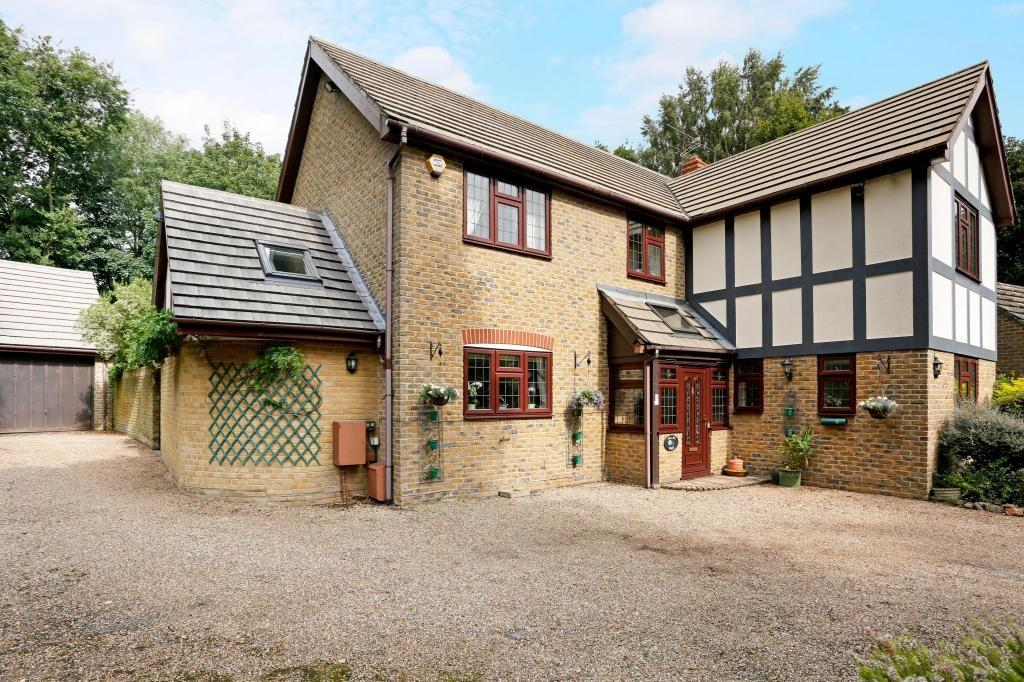 5 Bedrooms Detached House for sale in Baymans Wood, Shenfield, Brentwood, Essex, CM15