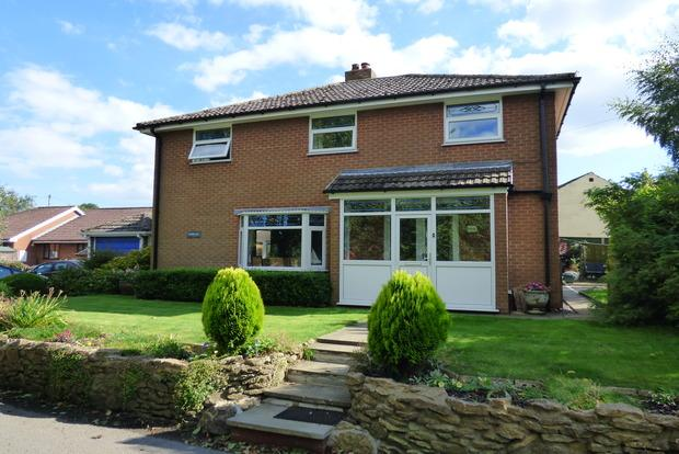 4 Bedrooms Detached House for sale in School Lane, Donington-on-Bain, Louth, LN11