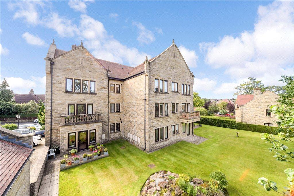 2 Bedrooms Apartment Flat for sale in Slingsby Court, Cavendish Avenue, Harrogate, North Yorkshire
