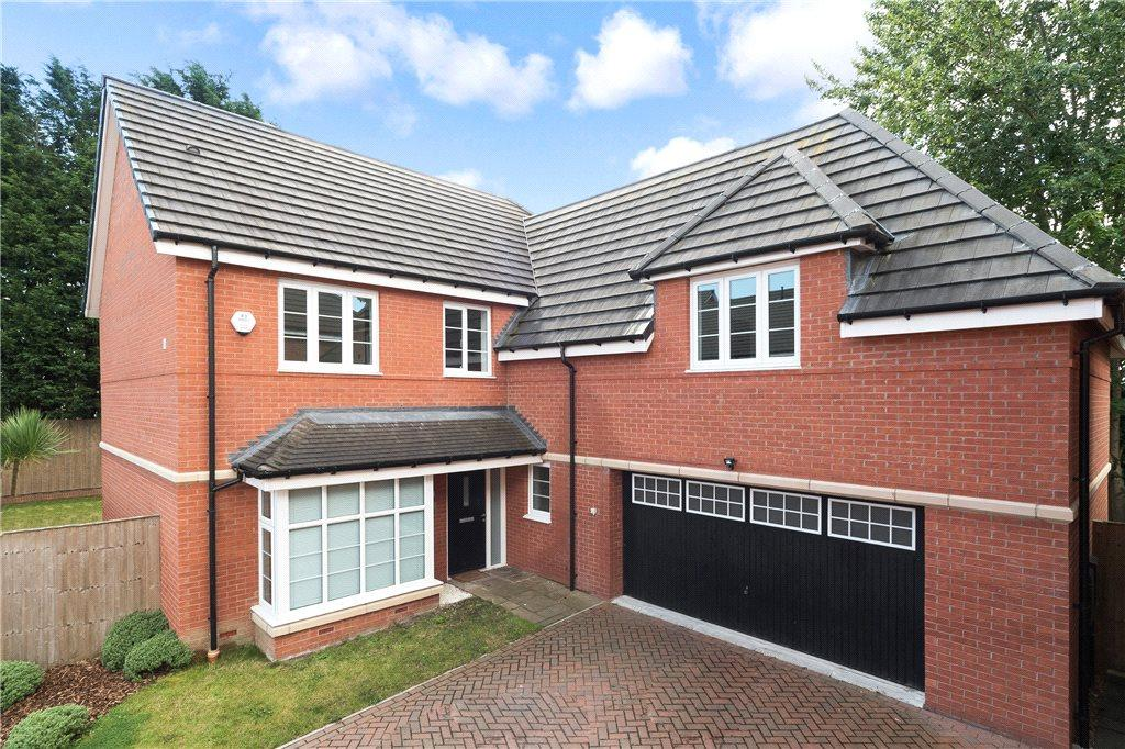5 Bedrooms Detached House for sale in Rosebank Close, Shadwell, Leeds, West Yorkshire