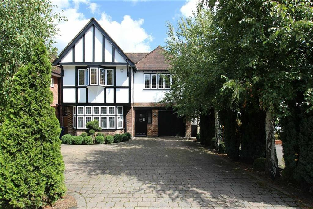 5 Bedrooms Detached House for sale in Links Drive, Totteridge, London