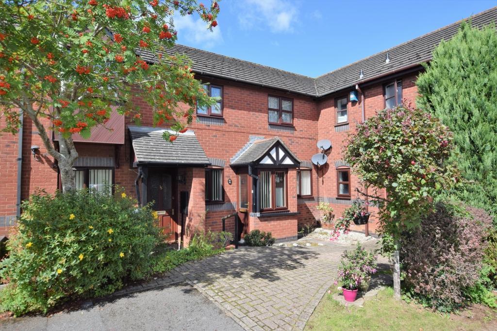 2 Bedrooms Flat for sale in Weycroft Close, Barton Grange, EX1