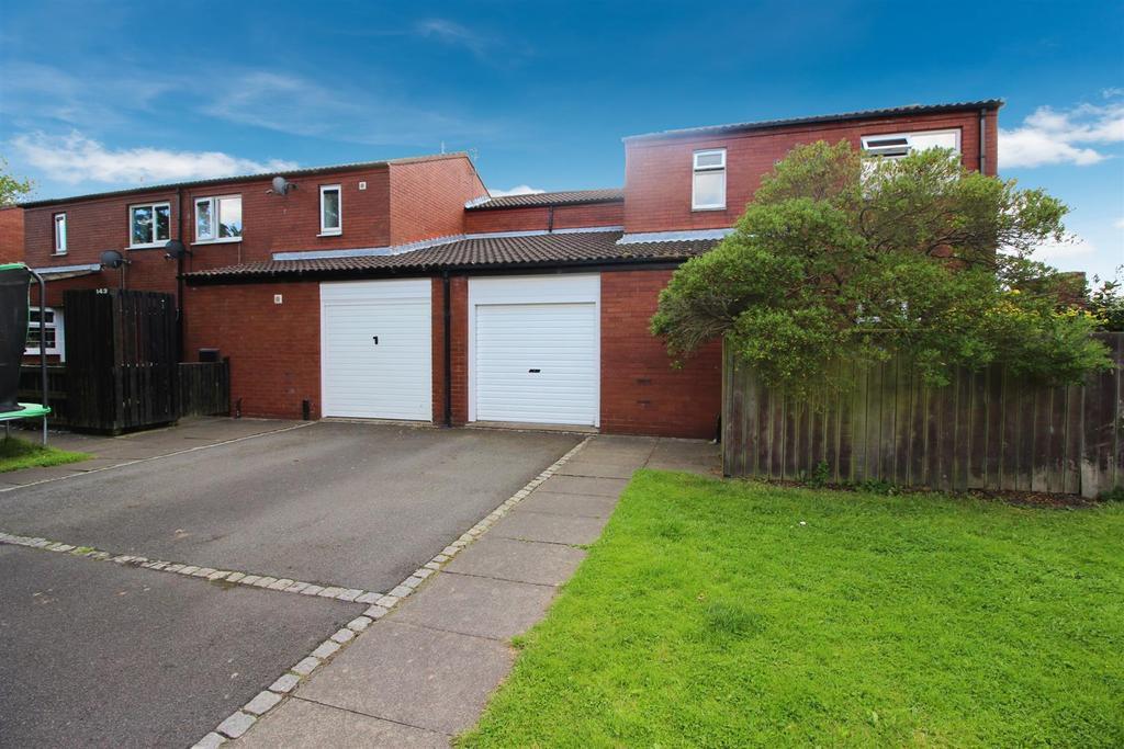 3 Bedrooms End Of Terrace House for sale in Kirkwood, Burradon, Cramlington