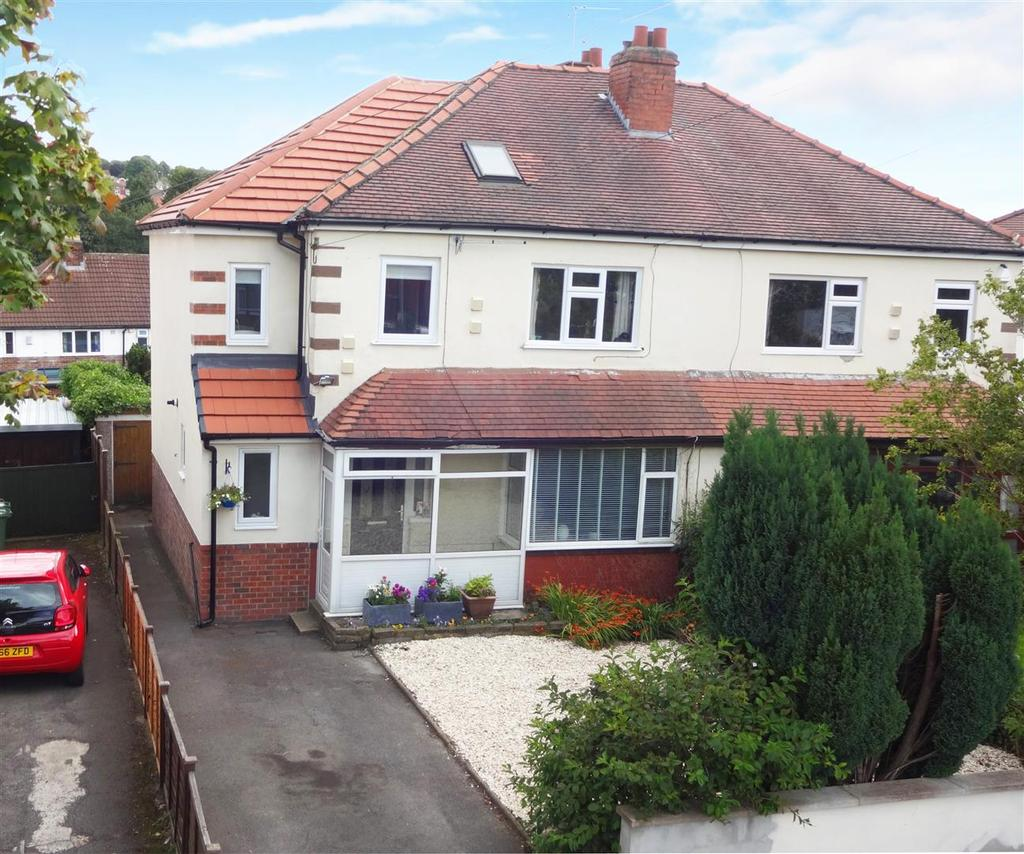 3 Bedrooms Semi Detached House for sale in Brownberrie Walk, Horsforth