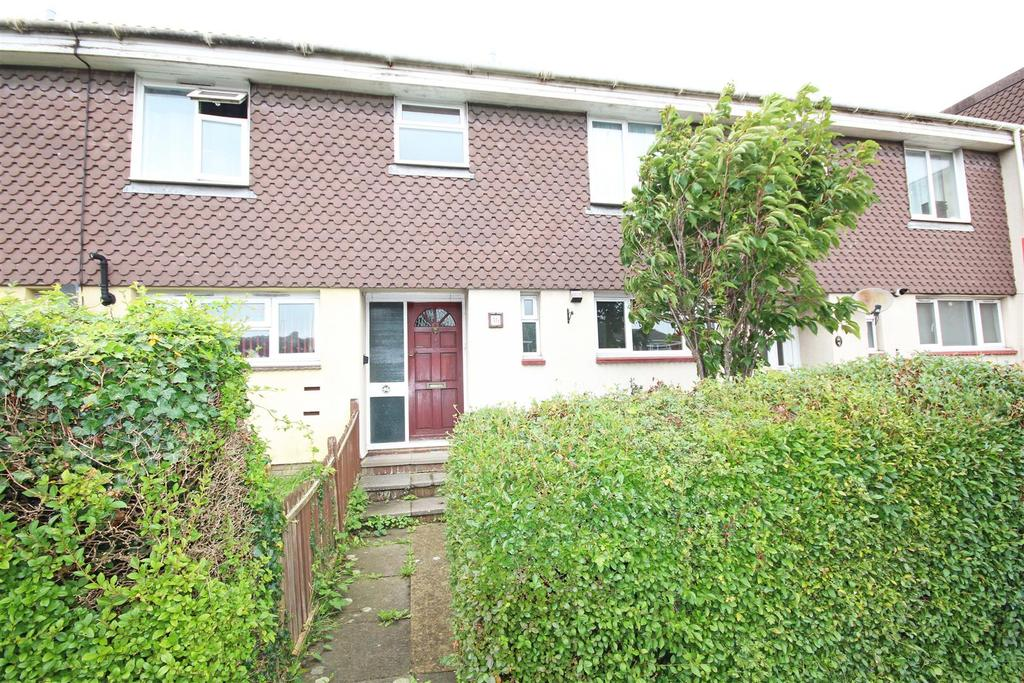 3 Bedrooms Terraced House for sale in Patchdean, Patcham, Brighton