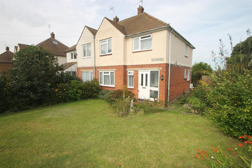 3 Bedrooms Semi Detached House for sale in Devon Road, Maidstone