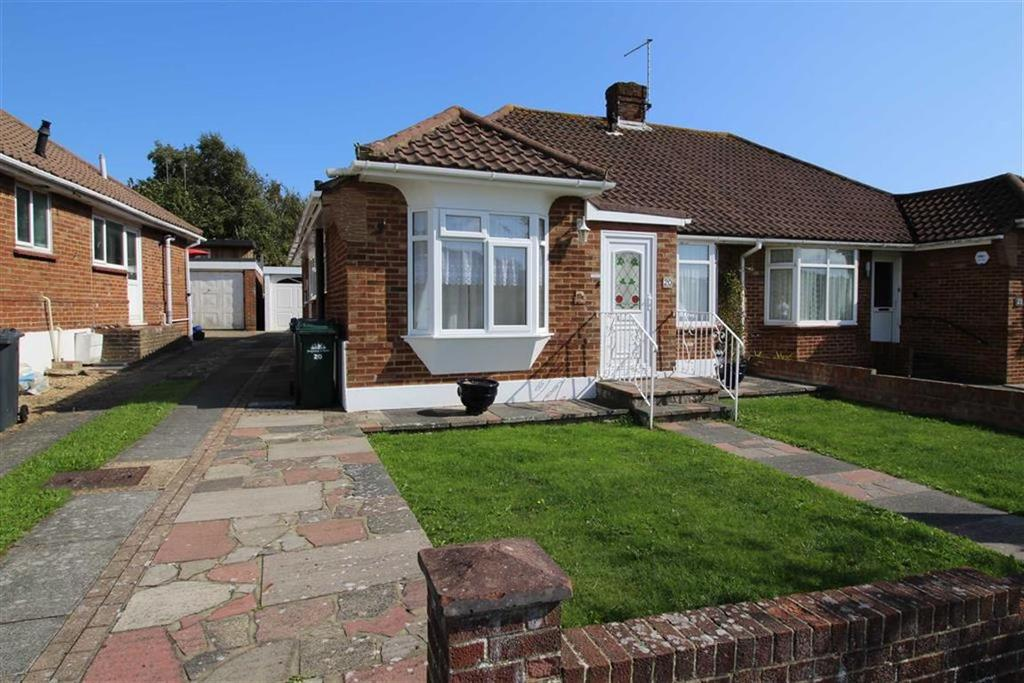 2 Bedrooms Semi Detached Bungalow for sale in Farmway Close, Hove, East Sussex