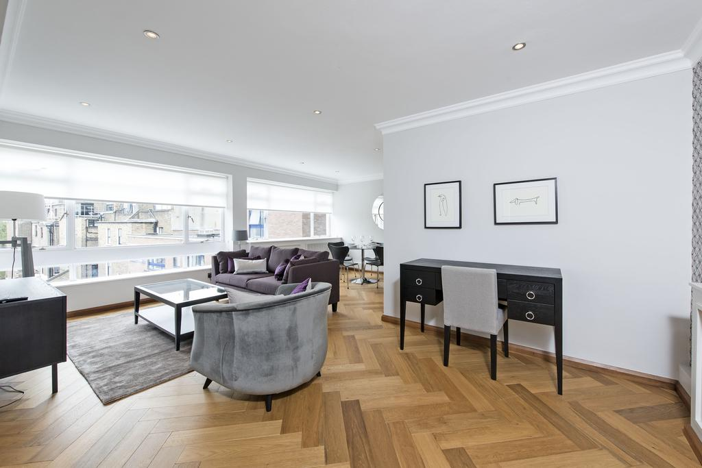 2 Bedrooms Flat for sale in 11 Ovington Gardens, London
