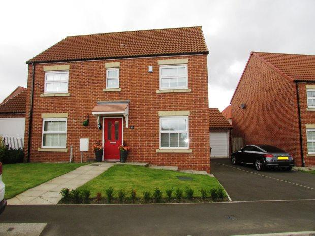 4 Bedrooms Detached House for sale in GOLDFINCH ROAD, HETTON-LE-HOLE, SEAHAM DISTRICT
