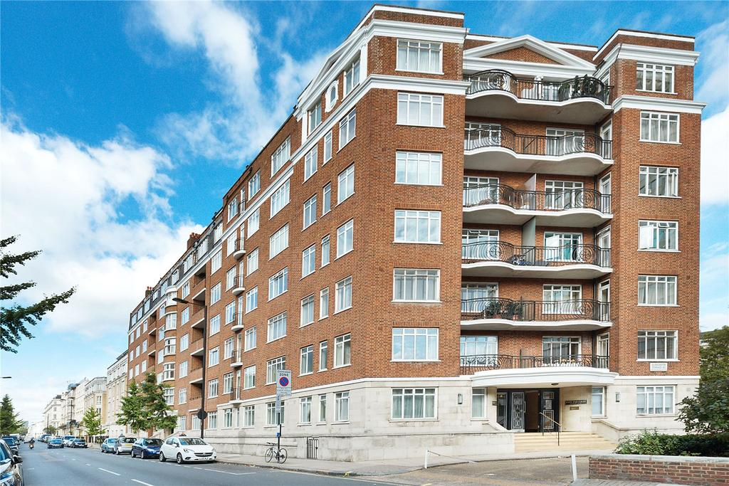 4 Bedrooms Flat for sale in Maitland Court, Lancaster Terrace, W2