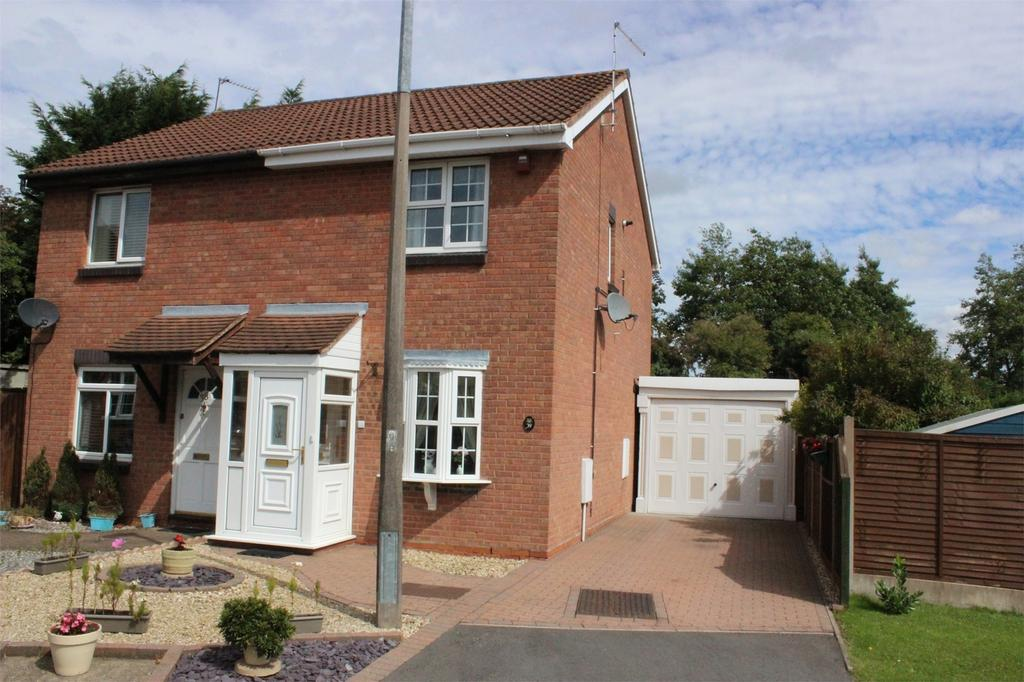 2 Bedrooms Semi Detached House for sale in 39 Upper Ashley Street, HALESOWEN, West Midlands