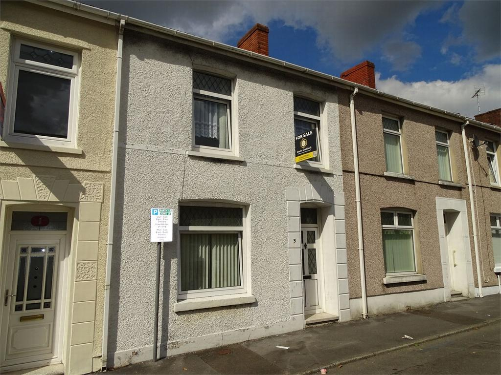 3 Bedrooms Terraced House for sale in 3 Upper Robinson Street, Llanelli