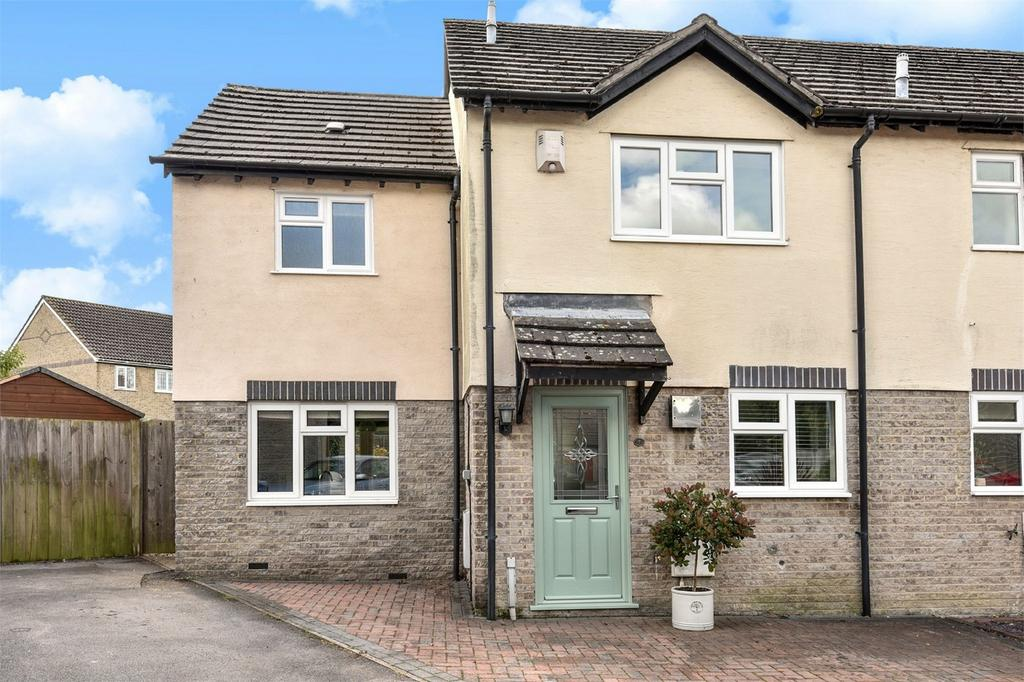 3 Bedrooms End Of Terrace House for sale in Horton Heath, Hampshire