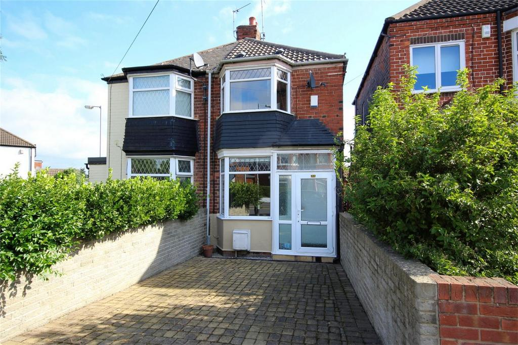 2 Bedrooms Semi Detached House for sale in Belgrave Drive, Hull, East Riding of Yorkshire