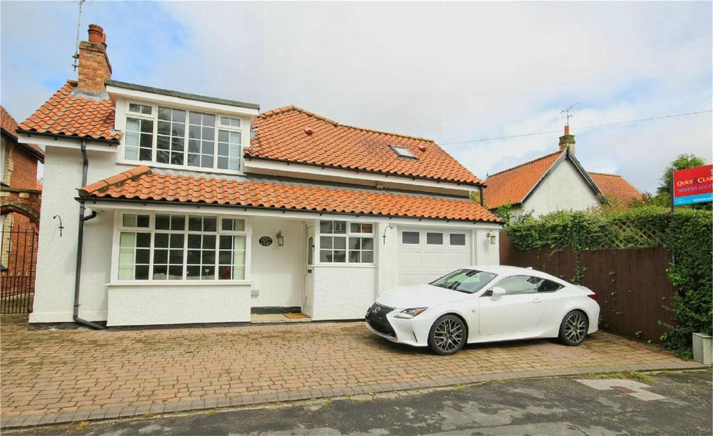 3 Bedrooms Cottage House for sale in West Ella Road, West Ella, East Riding of Yorkshire