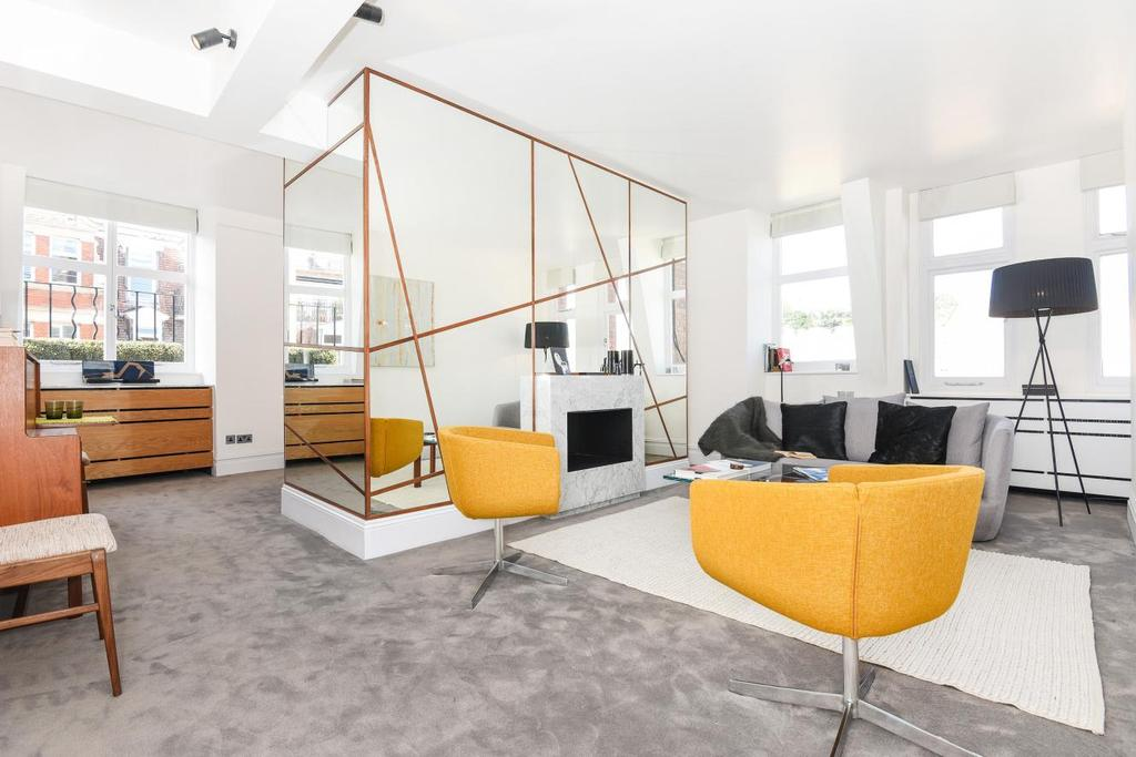 2 Bedrooms Flat for sale in Iverna Court, South Kensington