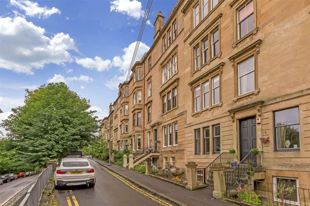 1 Bedroom Flat for sale in 4/4, 19 Kelvinside Terrace South, North Kelvinside, Glasgow, G20