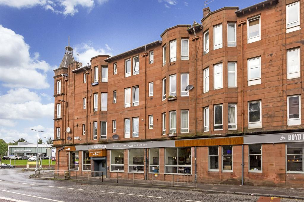 1 Bedroom Flat for sale in 2/1, 31 Mannering Court, Shawlands, Glasgow, G41