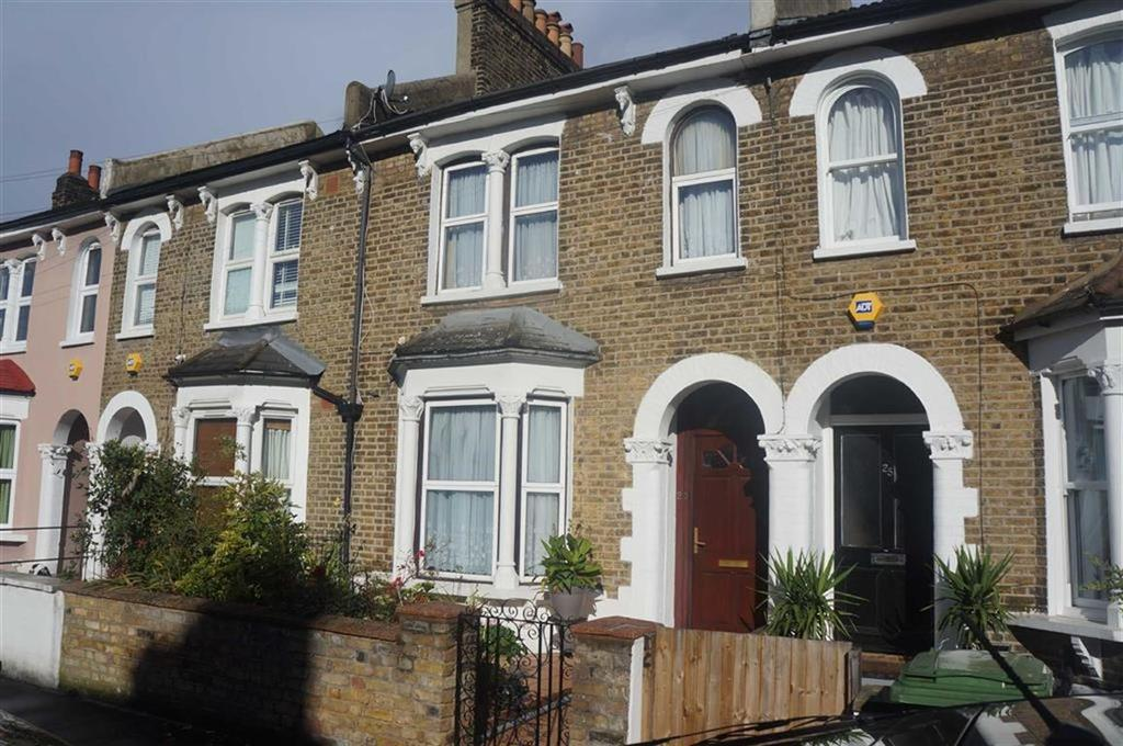3 Bedrooms Terraced House for sale in Foxberry Road, Brockley, London