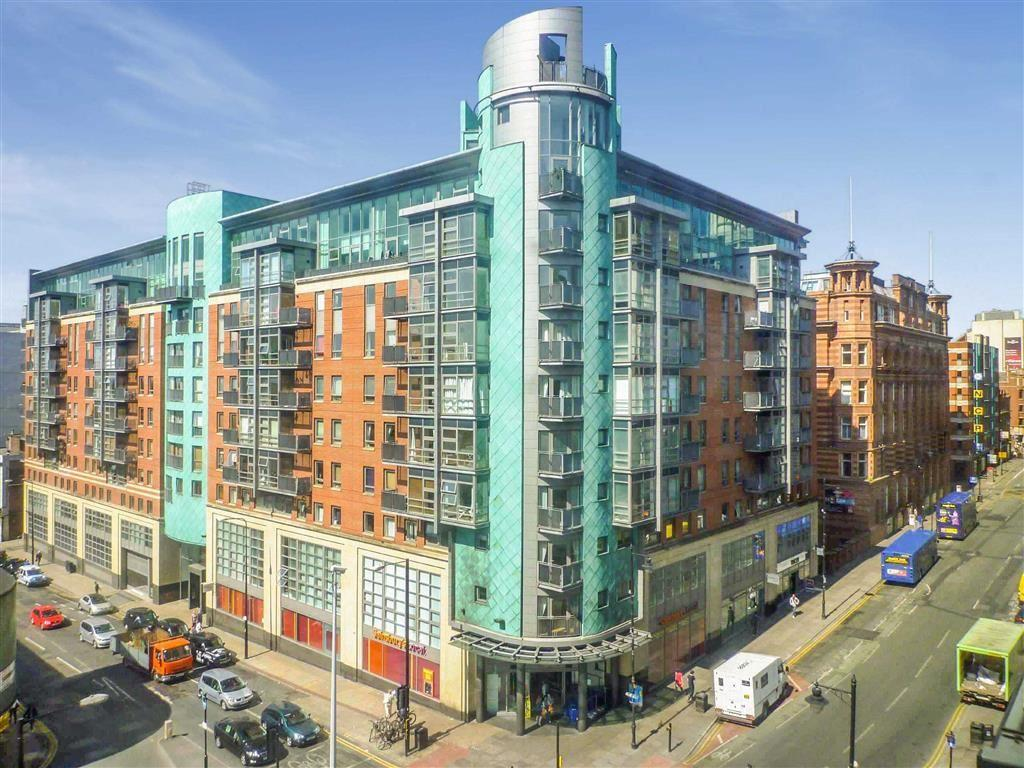 2 Bedrooms Apartment Flat for sale in W3, Southern Gateway, Manchester, M1