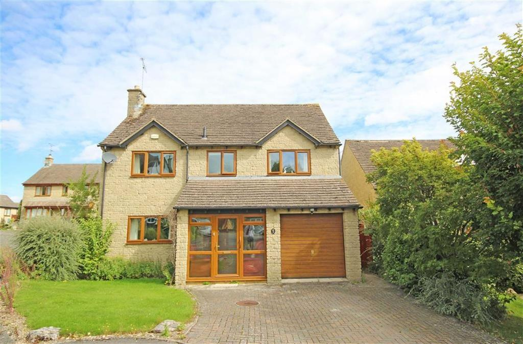 4 Bedrooms Detached House for sale in Riverside, Winchcombe, Cheltenham, GL54