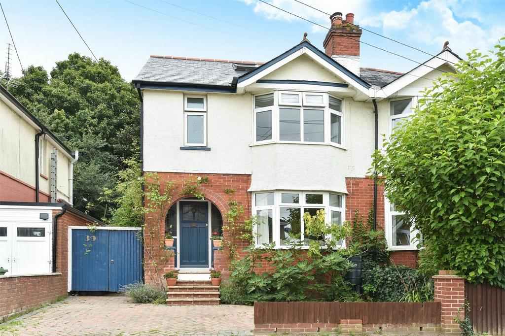 4 Bedrooms Semi Detached House for sale in Bishopstoke, Hampshire