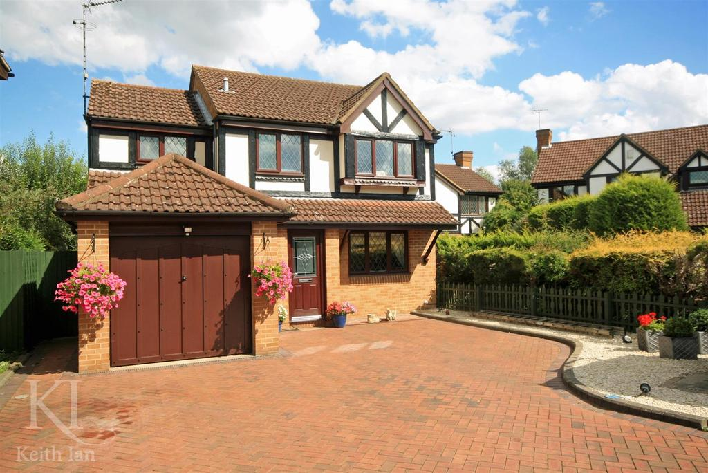 3 Bedrooms Detached House for sale in Presdales Catchment, Farriers, Great Amwell