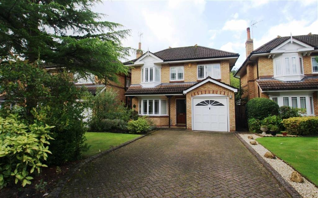 4 Bedrooms Detached House for sale in Alveston Drive, Wilmslow