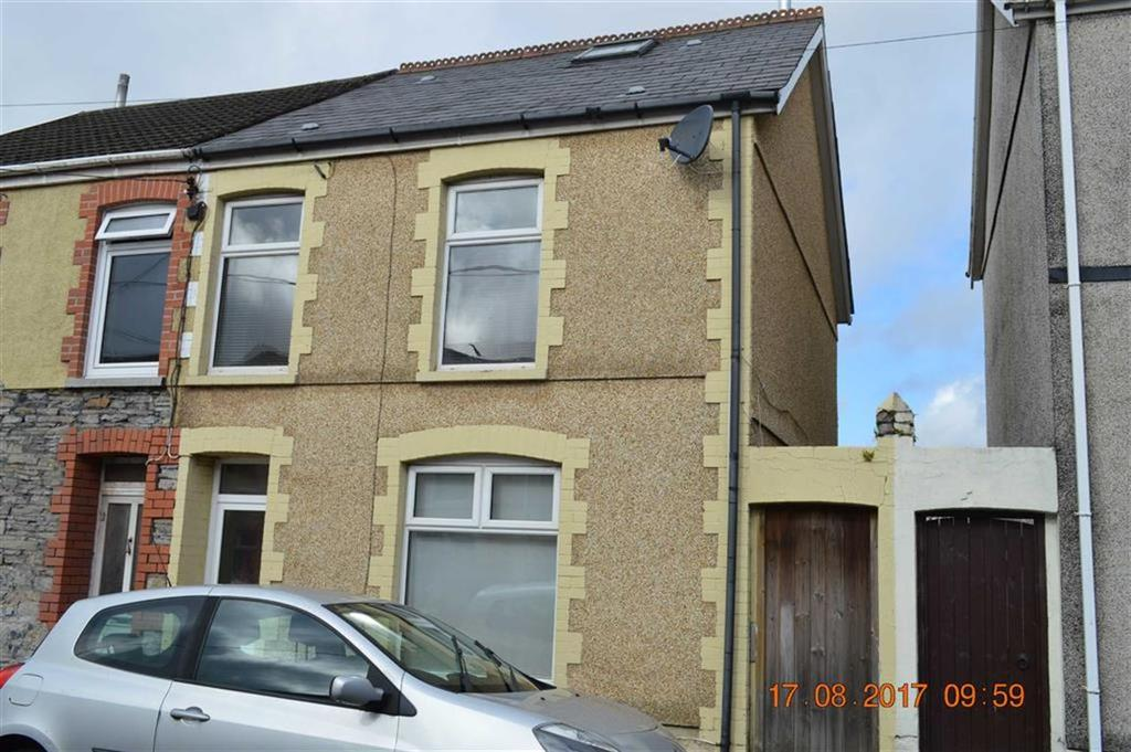 3 Bedrooms Semi Detached House for sale in Brighton Road, Swansea, SA4